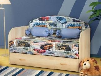 Детский диван Антошка 1, Мебельная фабрика Ник (Нижегородмебель), г. Нижний Новгород
